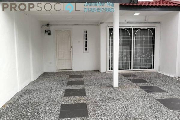 For Rent Terrace at USJ 2, UEP Subang Jaya Freehold Semi Furnished 4R/3B 1.9k