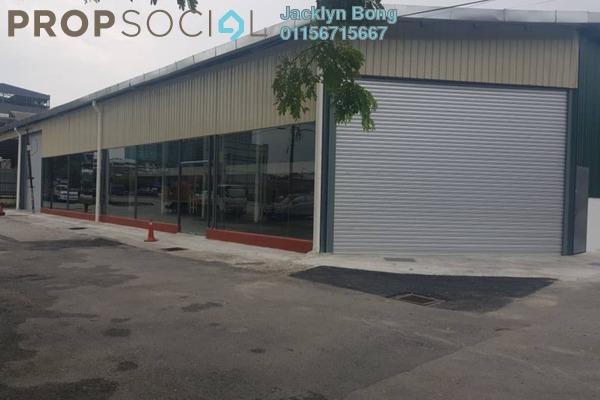Factory For Rent in Taman Mulia, Bandar Tun Razak Freehold Unfurnished 0R/0B 16k