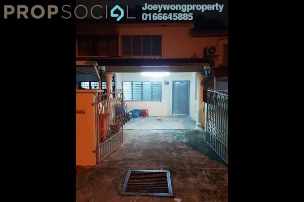 Terrace For Rent in Taman Mayang Jaya, Kelana Jaya Freehold Unfurnished 2R/1B 1.3k