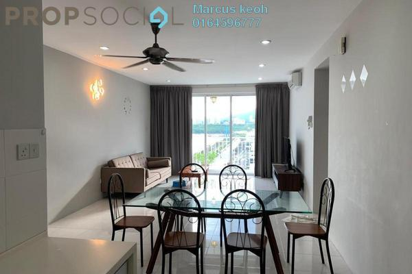 Condominium For Rent in Summer Place, Jelutong Freehold Fully Furnished 3R/2B 2.2k