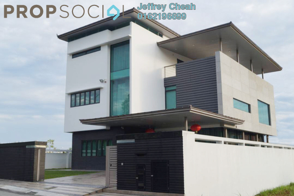 For Sale Bungalow at ParkCity Heights, Desa ParkCity Freehold Semi Furnished 6R/6B 8.1m