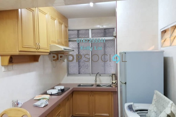 Apartment For Rent in Casa Magna, Kepong Freehold Semi Furnished 3R/2B 1.2k