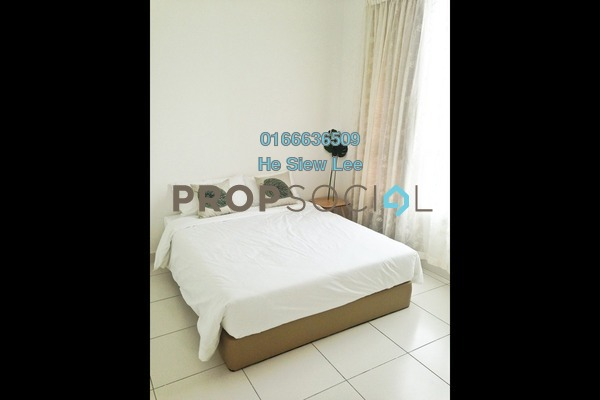 Serviced Residence For Rent in Sky Peak Residences, Setia Tropika Freehold Fully Furnished 3R/2B 1.5k