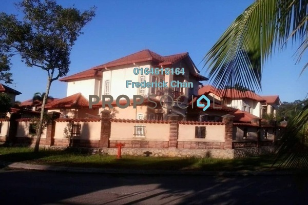 Bungalow For Rent in Bidai Residence, Bukit Jelutong Freehold Fully Furnished 6R/6B 6.9k