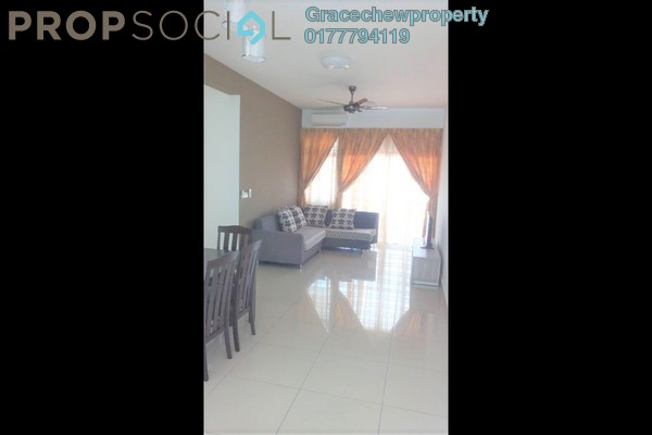 Condominium For Rent in Meridin Bayvue , Masai Freehold Fully Furnished 3R/2B 1.48k