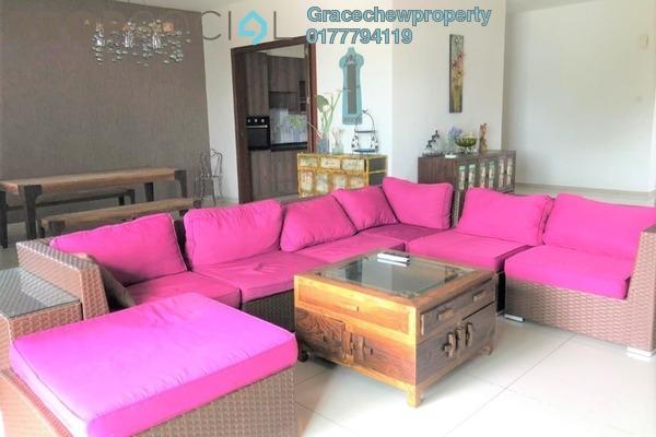 Semi-Detached For Rent in Senibong Cove, Bandar Baru Permas Jaya Freehold Fully Furnished 4R/5B 7k