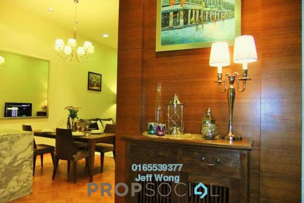 Condominium For Rent in Straits Quay, Seri Tanjung Pinang Freehold Fully Furnished 2R/3B 6.5k
