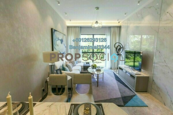 Serviced Residence For Sale in Agile, Bukit Bintang Freehold Semi Furnished 2R/1B 1.03m
