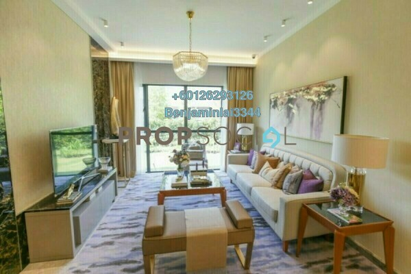 Serviced Residence For Sale in Agile, Bukit Bintang Freehold Semi Furnished 2R/1B 1.13m