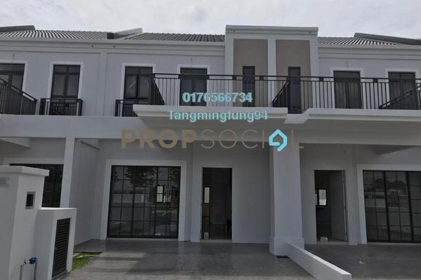 Terrace For Rent in Monet Lily, Sunsuria City Freehold Semi Furnished 0R/0B 2.5k