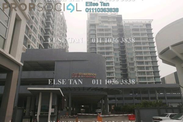 Condominium For Sale in One Residence @ Sekinchan, Sabak Bernam Freehold Semi Furnished 3R/2B 247k