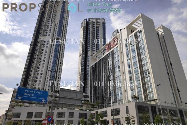 Serviced Residence For Sale in VIVO Suites @ 9 Seputeh, Old Klang Road Freehold Semi Furnished 2R/2B 522k