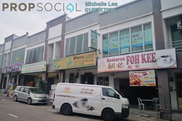 Shop For Rent in Taman Bestari Indah, Ulu Tiram Freehold Unfurnished 0R/0B 800translationmissing:en.pricing.unit