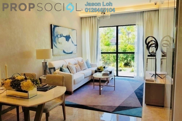 Condominium For Sale in Duta Park Residences, Jalan Ipoh Freehold Unfurnished 2R/2B 634k