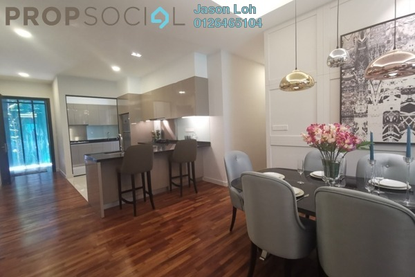 For Sale Condominium at The Como, Bukit Jalil Freehold Semi Furnished 2R/2B 625k