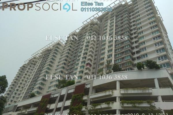 For Sale Condominium at Saville, Melawati Freehold Semi Furnished 3R/2B 356k