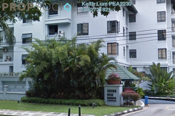 Condominium For Rent in 202 Desa Cahaya, Ampang Hilir Freehold Fully Furnished 4R/3B 4.1k