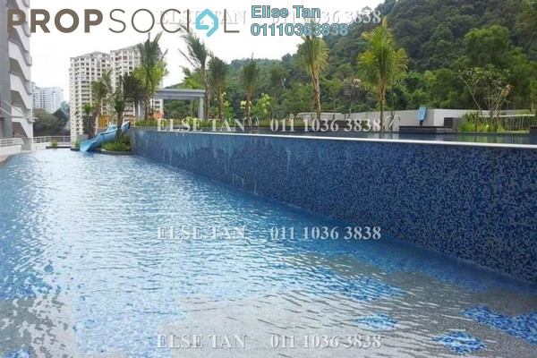 Condominium For Sale in Island Resort, Batu Ferringhi Freehold Semi Furnished 4R/2B 513k