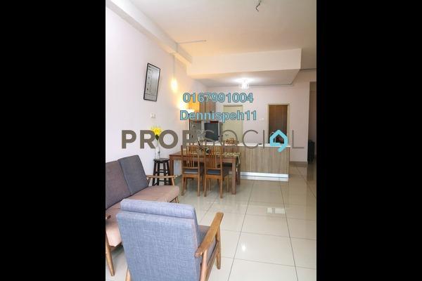 Condominium For Sale in Palazio, Tebrau Freehold Semi Furnished 3R/2B 348k