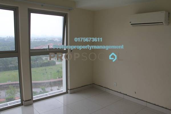 Condominium For Rent in Suria Jelutong, Bukit Jelutong Freehold Semi Furnished 2R/1B 1.45k