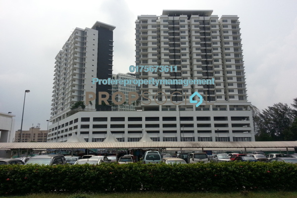 Condominium For Rent in TTDI Adina, Shah Alam Freehold Fully Furnished 3R/2B 2.3k