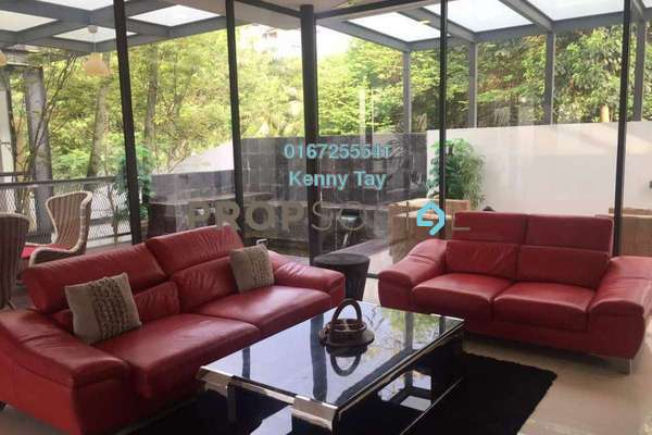 Bungalow For Sale in SD9, Bandar Sri Damansara Freehold Fully Furnished 6R/7B 3.3m