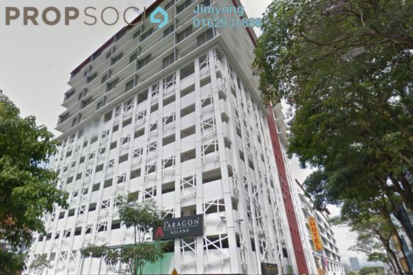 Office For Sale in Taragon Kelana, Kelana Jaya Freehold Semi Furnished 2R/2B 1.1m
