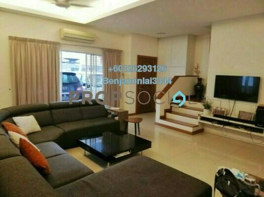 Terrace For Rent in Sunway SPK Damansara, Kepong Freehold Fully Furnished 4R/3B 3.5k
