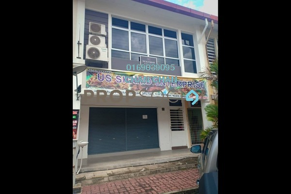 For Rent Shop at Oakland Commercial Centre, Seremban Freehold Unfurnished 0R/2B 1k