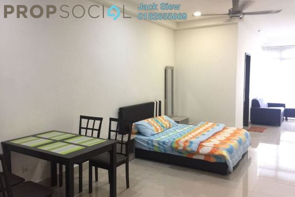 For Rent Condominium at Shaftsbury Square, Cyberjaya Freehold Fully Furnished 0R/1B 1.3k