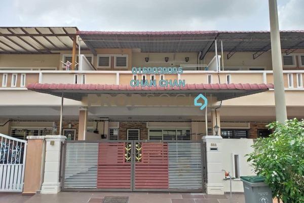 For Rent Terrace at Taman Sri Pinang, Seremban 2 Freehold Unfurnished 4R/3B 950translationmissing:en.pricing.unit