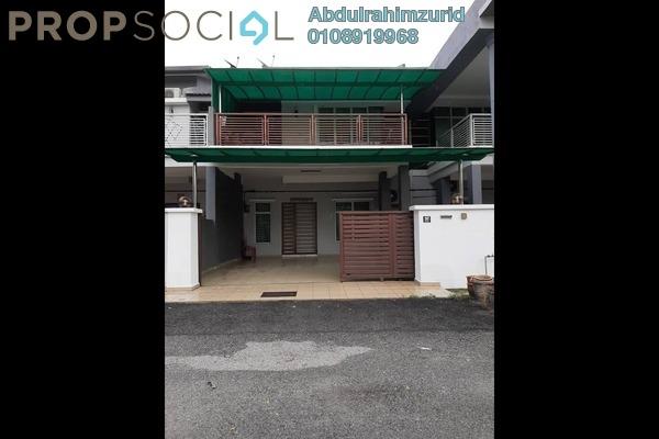 For Sale Terrace at Bandar Springhill, Sendayan Freehold Fully Furnished 4R/3B 495k