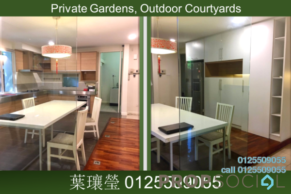 Terrace For Rent in Adora, Desa ParkCity Freehold Semi Furnished 4R/4B 6.5k
