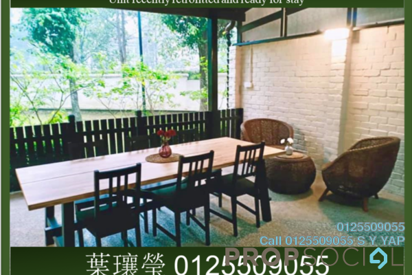 Terrace For Rent in Adora, Desa ParkCity Freehold Fully Furnished 3R/3B 5k