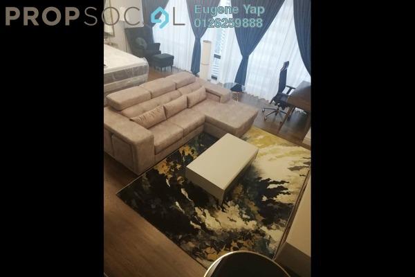 Condominium For Rent in St Regis Residences, KL Sentral Freehold Fully Furnished 1R/1B 8k