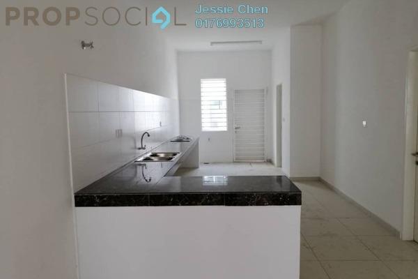 Terrace For Rent in Suriaman 3, Bandar Sri Sendayan Freehold Semi Furnished 4R/4B 1.1k