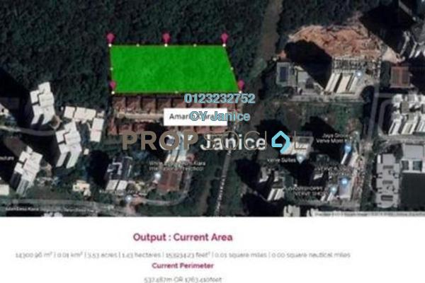 Land For Sale in Mont Kiara Damai, Mont Kiara Freehold Unfurnished 0R/0B 18.9m