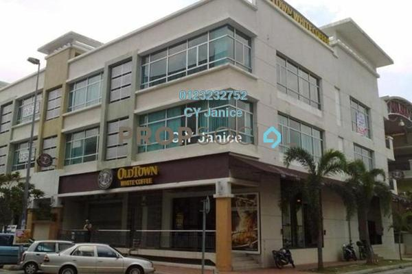 Shop For Rent in SS6, Kelana Jaya Freehold Semi Furnished 0R/0B 15k