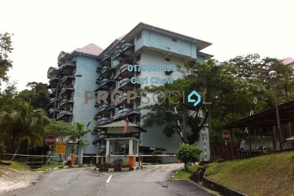 Condominium For Sale in Menara Mutiara, Ampang Freehold Semi Furnished 3R/2B 600k
