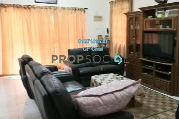 Terrace For Sale in Taman Pulai Indah, Pulai Freehold Fully Furnished 5R/3B 550k