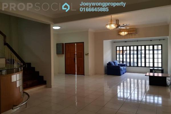 Terrace For Rent in BU11, Bandar Utama Freehold Semi Furnished 5R/4B 2.8k