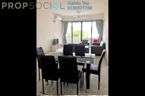 For Rent Apartment at Gurney Villa, Gurney Drive Freehold Fully Furnished 3R/2B 1.8k