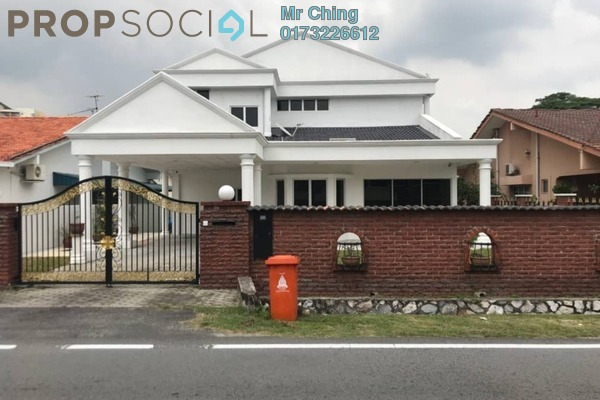 Bungalow For Sale in Section 1, Petaling Jaya Freehold Semi Furnished 6R/5B 2.5m
