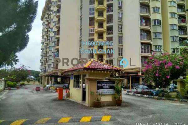 For Rent Condominium at Tasik Mewah Condominium, Seremban Freehold Fully Furnished 3R/2B 1.1k