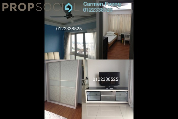 Condominium For Sale in Parc @ One South, Seri Kembangan Freehold Fully Furnished 3R/2B 450k