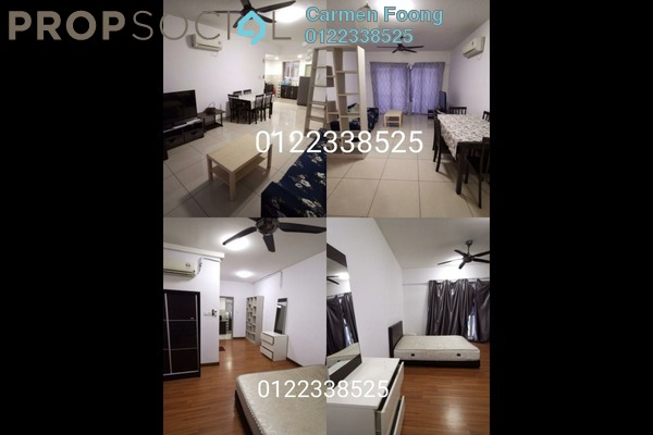 Condominium For Sale in Parc @ One South, Seri Kembangan Freehold Fully Furnished 3R/2B 470k