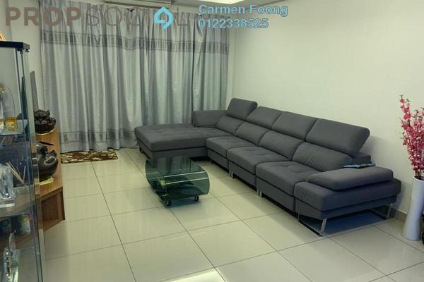 Condominium For Sale in KL Palace Court, Kuchai Lama Freehold Fully Furnished 3R/2B 730k