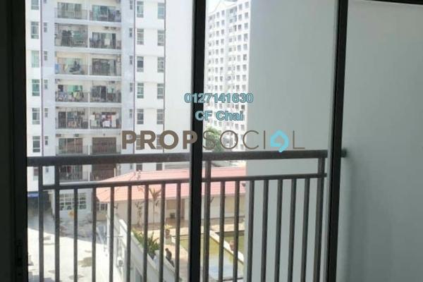 Apartment For Sale in SuriaMas Suites, Johor Bahru Freehold Unfurnished 3R/2B 370k