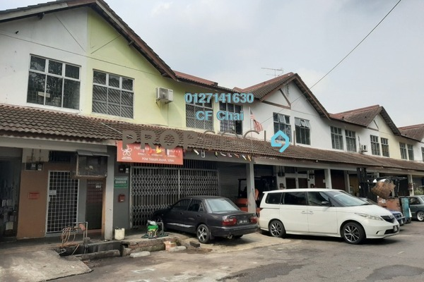Shop For Sale in Taman Aman, Senai Freehold Unfurnished 0R/2B 335k