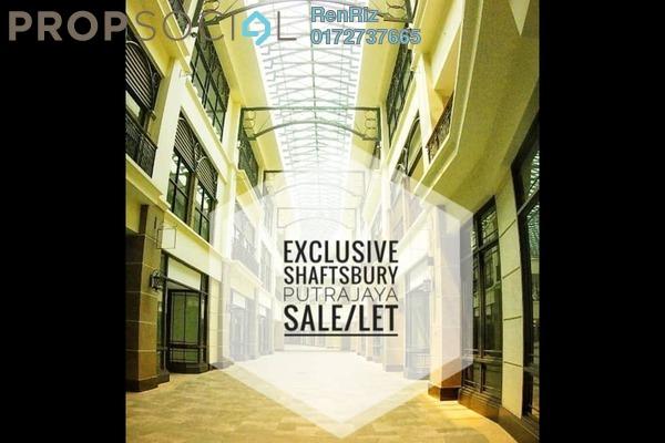 Shop For Rent in Shaftsbury Putrajaya, Putrajaya Freehold Unfurnished 0R/0B 1.75k